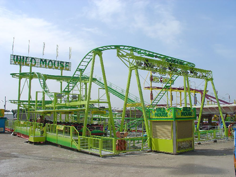 SPINNING COASTER RS/720 1