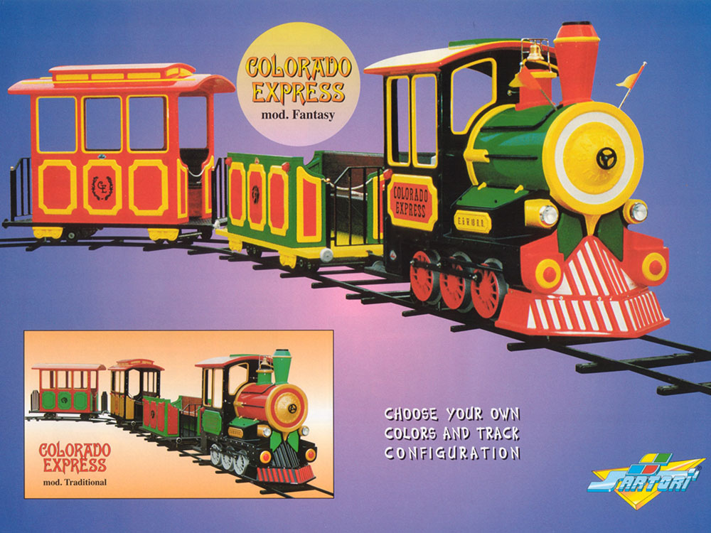 COLORADO EXPRESS RS/15/A 3