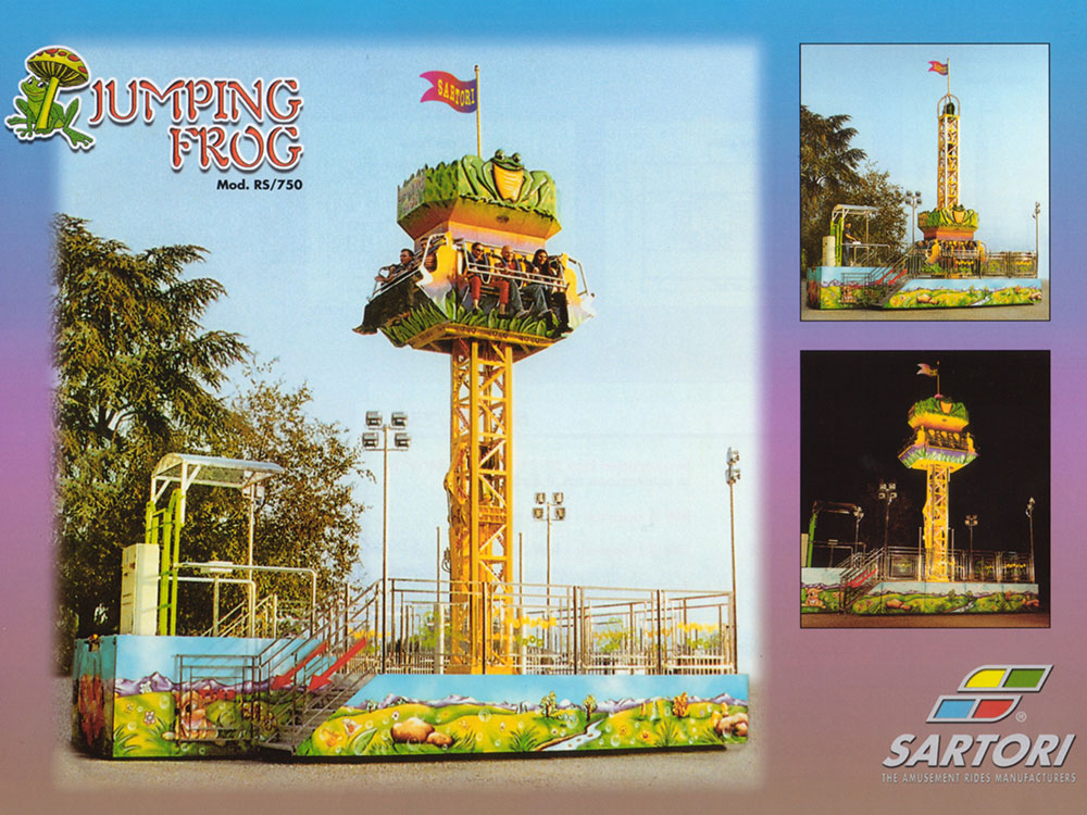 DROP TOWER RS/752 2