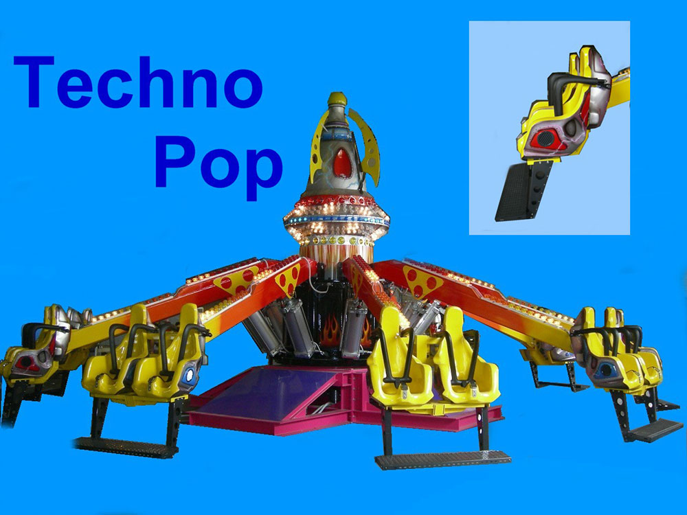 TECHNO POP RS/235 1