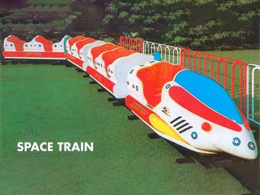 SPACE TRAIN RS/13 5