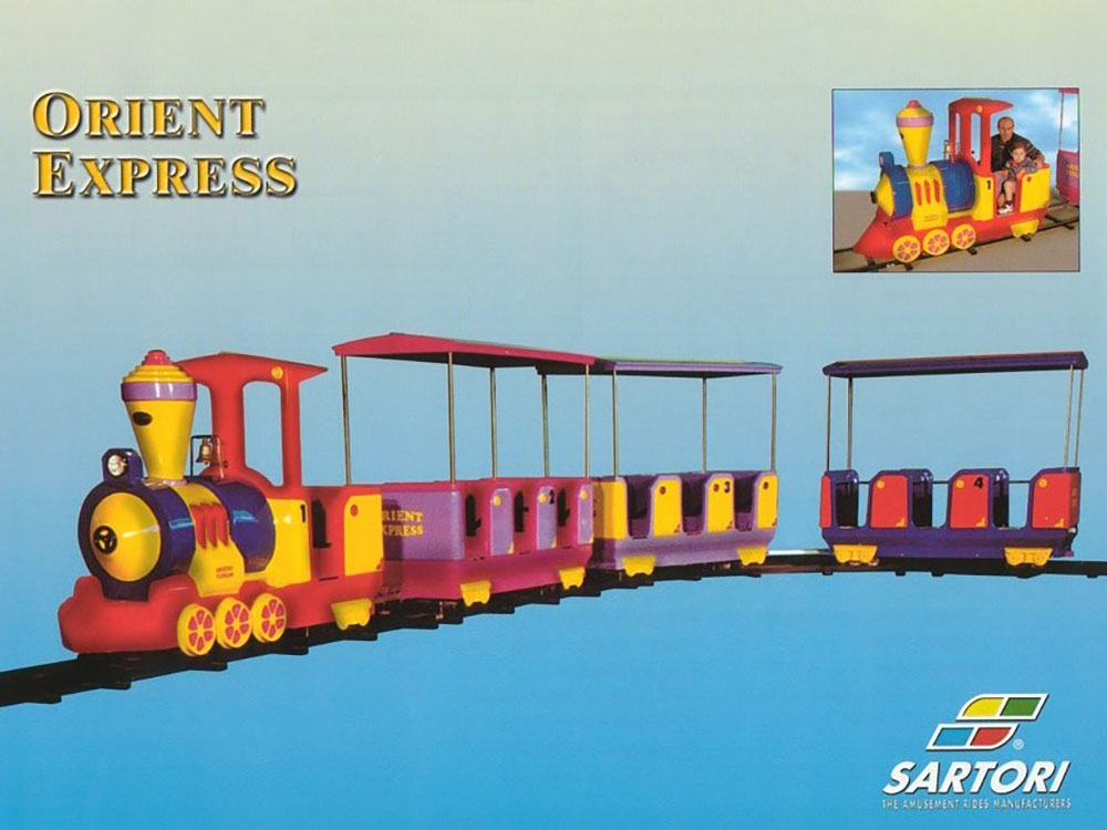 SAFARI TRAIN RS/17 2