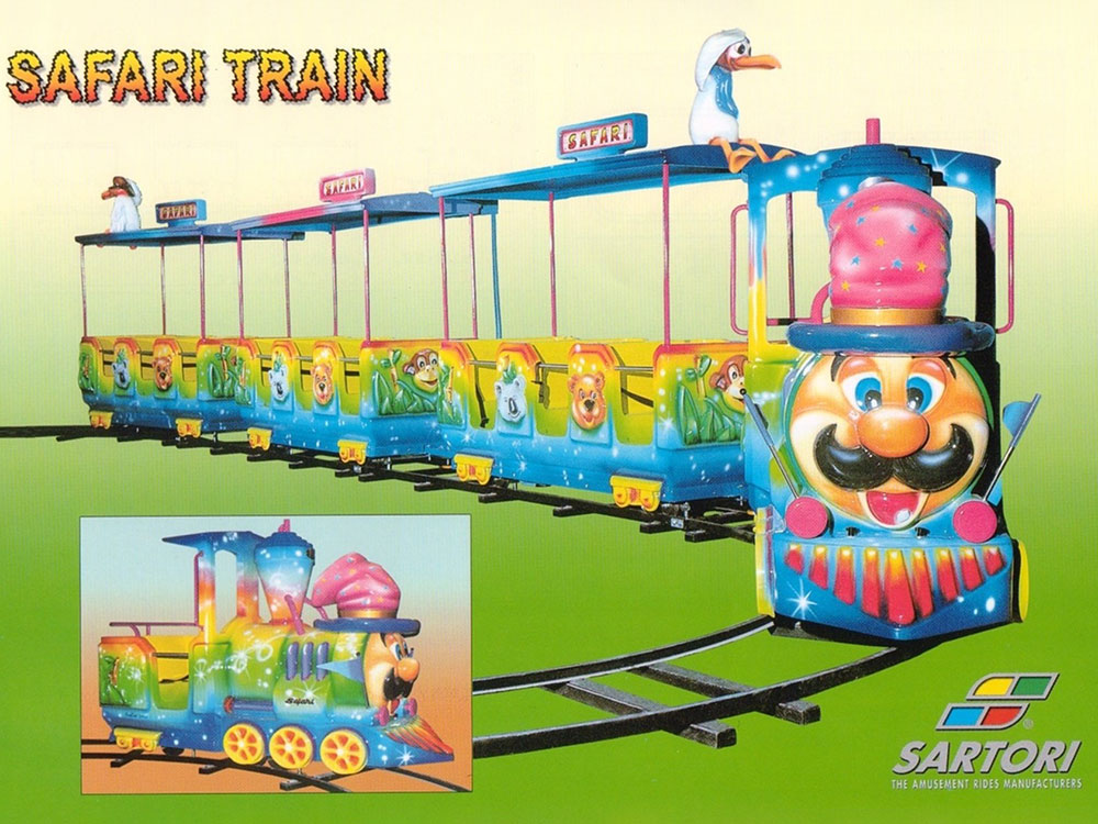 SAFARI TRAIN RS/17 1