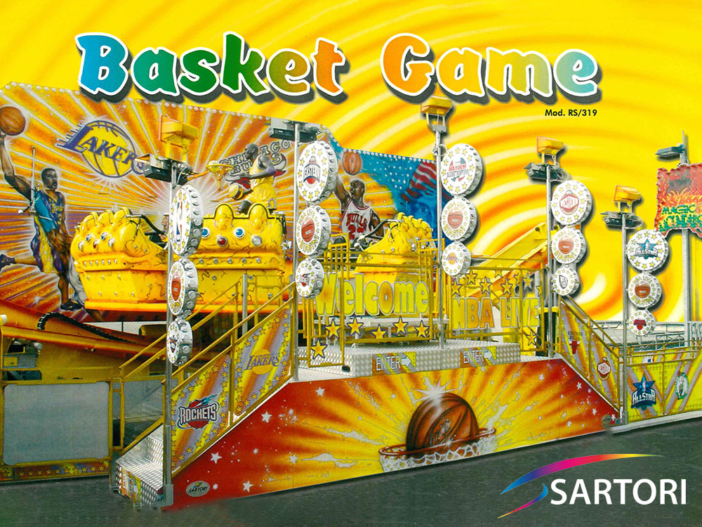 BASKET GAME RS/319 5